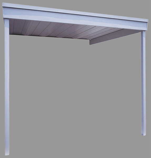 10 X Foot Attachable Patio Cover