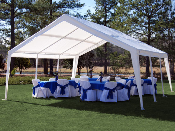 size 40 18cc6 eee44 King Canopy 12X20 to 20X20 Expandable A-Frame Canopy
