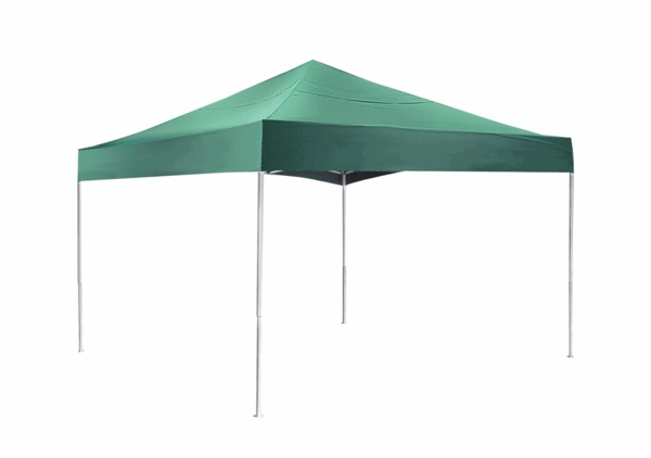 Pop Up Canopy Tent >> Shelterlogic 12 X 12 Green Pop Up Canopy Tent With Open Ceiling Pro Series 22587